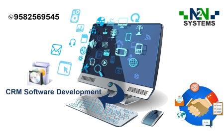 CRM Software Development in Delhi